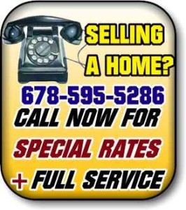 Special Rates Atlanta Home Sellers